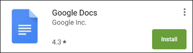 I can't open Word documents on my Android phone – Parent Hub